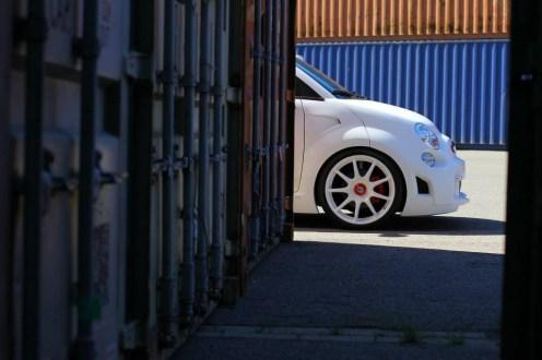 Abarth 500 Corsa Stradale Concept