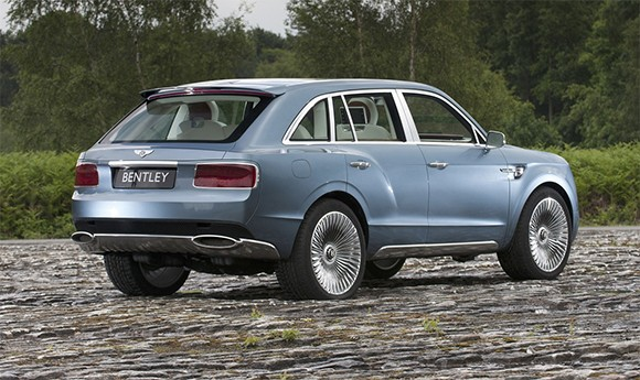 Bentley fija su punto de mira en Range Rover