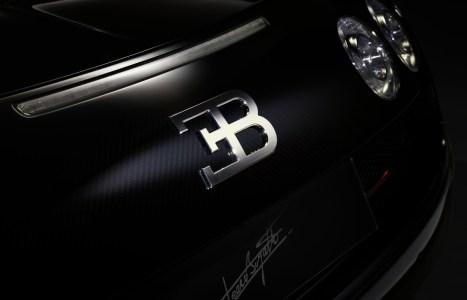 "Bugatti Veyron Vitesse Legend ""Jean Bugatti"", desvelada la sorpresa de Bugatti para Frácfort"