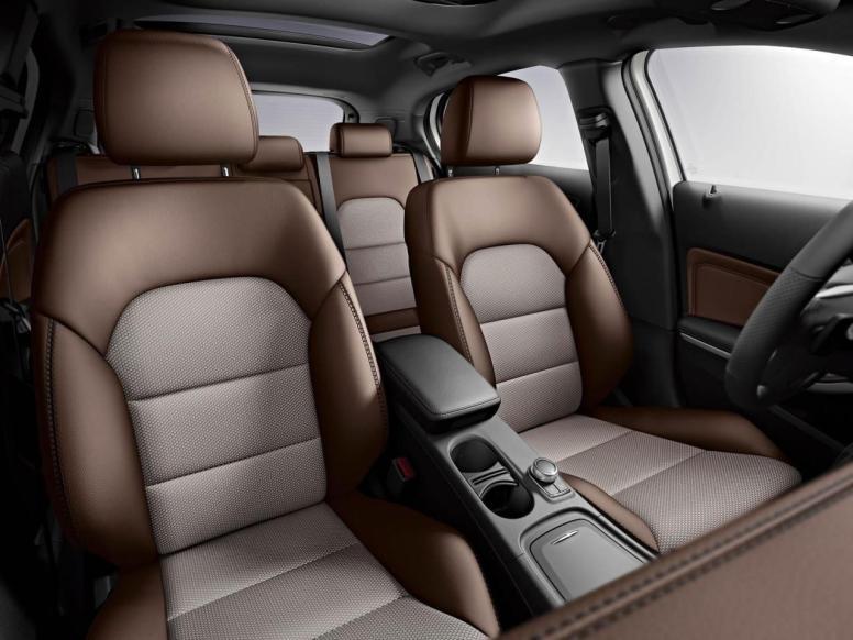 Mercedes GLA Edition 1, el GLA llega a España con edición especial bajo el brazo