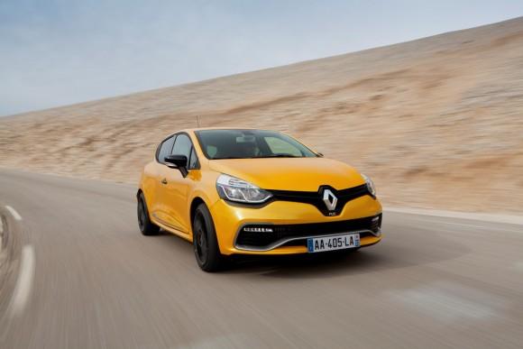 Un Renault Clio RS más radical podría ser comercializado
