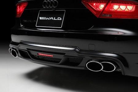 Audi A7 por Wald International