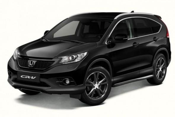Honda-CR-V-Black-Edition-1