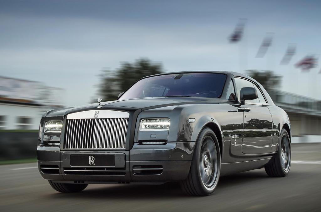 Rolls-Royce confirma un gasolina híbrido enchufable