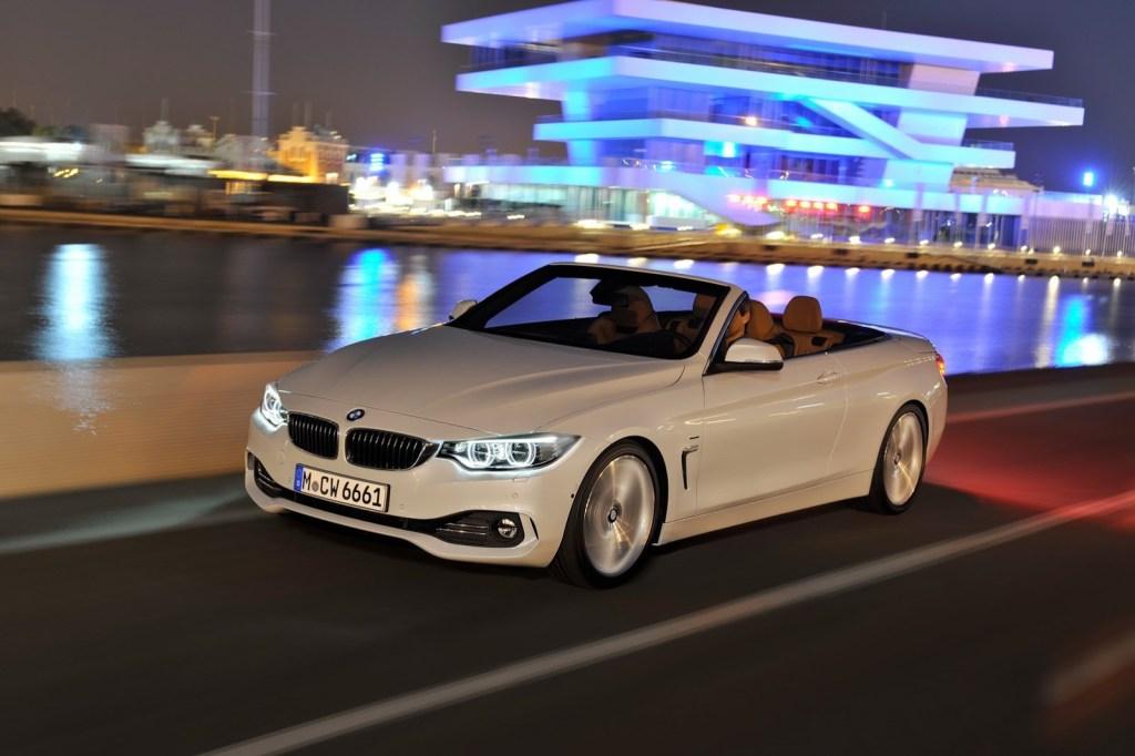 El BMW M4 Cabrio debutará en Nueva York