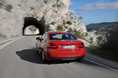 BMW Serie 2: continúan las filtraciones