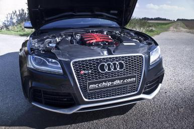 McChip se atreve con el Audi RS5