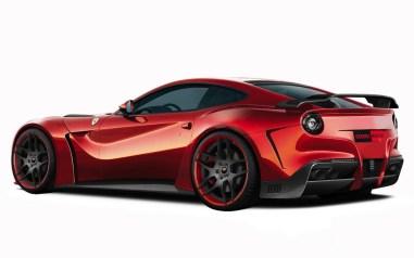 Novitec nos muestra su Ferrari F12berlinetta definitivo