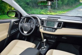 Toyota RAV4 2014: puesta al día estética y mecánica