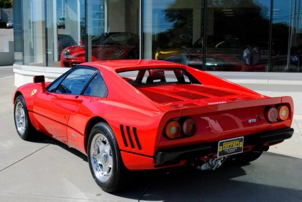 A la venta un Ferrari 288 GTO de 1985