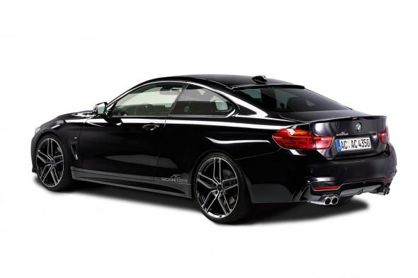 AC Schnitzer nos presenta su programa de personalización para el BMW Serie 4 3