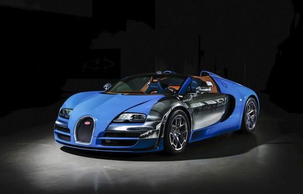 """Bugatti presenta el nuevo Bugatti Legend """"Meo Constantini"""" 1"""