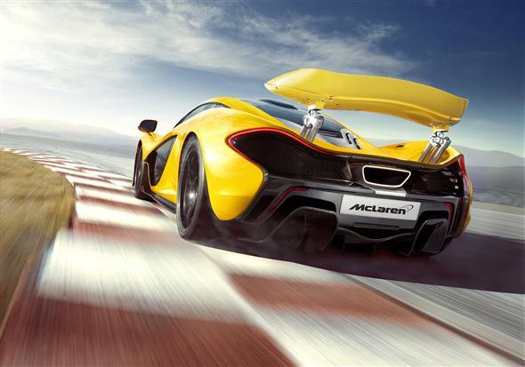McLaren no publica el tiempo del P1 en el 'Ring...  2