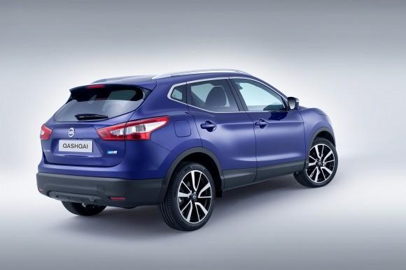 Nuevo Nissan Qashqai: Lista de precios para España 1