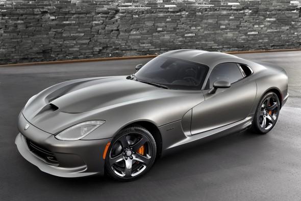 SRT Viper Flat Gray Special Edition, limitado a tan sólo 50 unidades 1