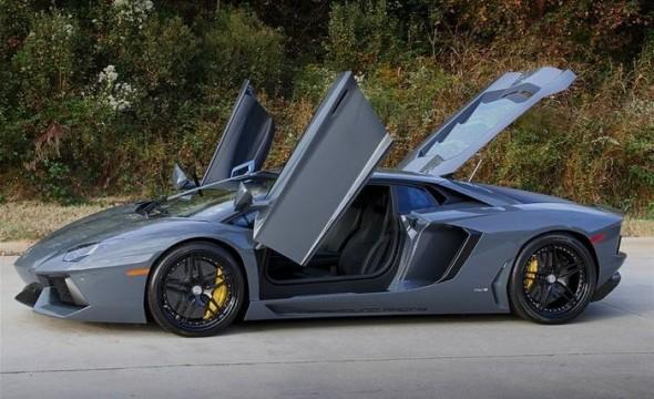 Underground Racing nos muestra su Lamborghini Aventador de 1.800 caballos 2