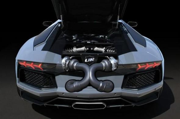 Underground Racing nos muestra su Lamborghini Aventador de 1.800 caballos
