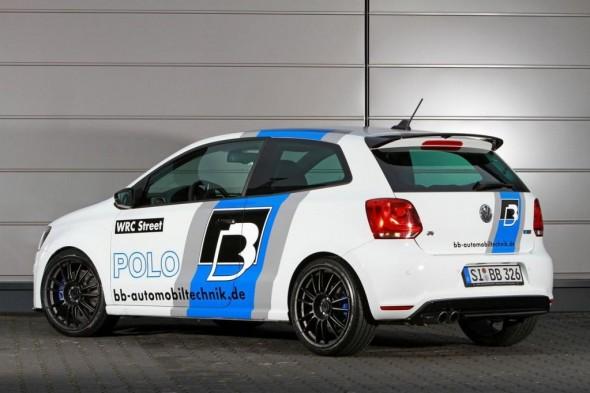 Volkswagen Polo R WRC Street, una criatura de 362 caballos