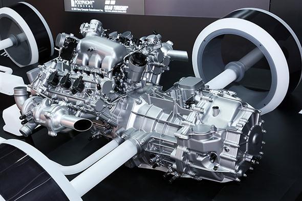 Ya está confirmado: 2015 Acura NSX, híbrido y turboalimentado 2