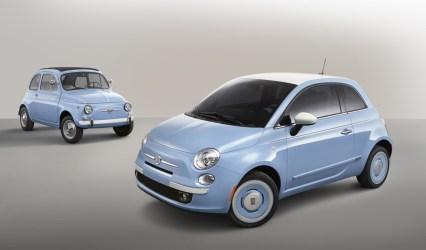 """Fiat presenta en USA el 500 """"1957"""""""
