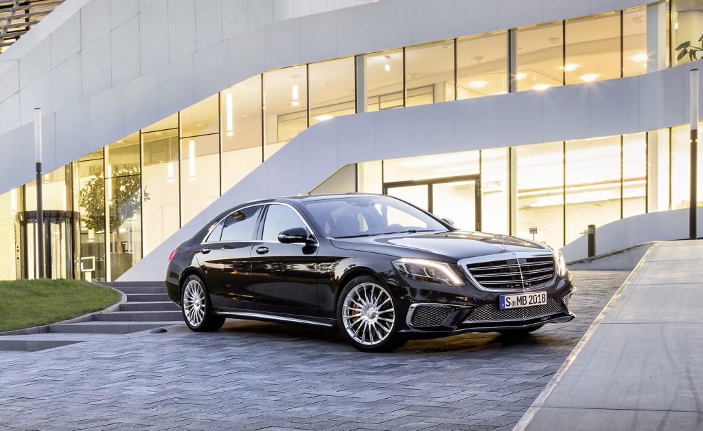 Oficial: Mercedes S65 AMG