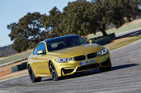 ¡Filtrados! Primeras imágenes del BMW M3 y BMW M4 5