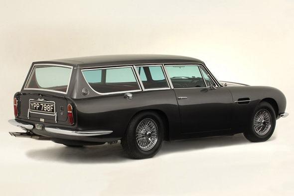 A la venta un Aston Martin DB6 Vantage Shooting Brake de 1967 2