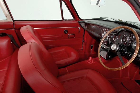 A la venta un Aston Martin DB6 Vantage Shooting Brake de 1967