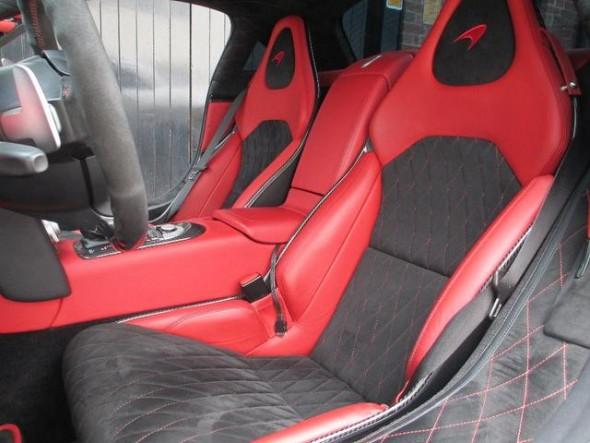 A la venta uno de los tres únicos Mercedes SLR McLaren Edition 3