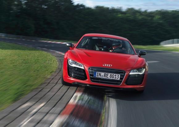 Audi retoma para su producción el proyecto R8 e-tron 3
