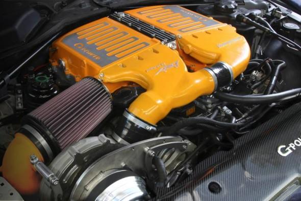 G-Power celebra sus 30 años con el lanzamiento de un nuevo compresor para los BMW M5/M6 V10 2