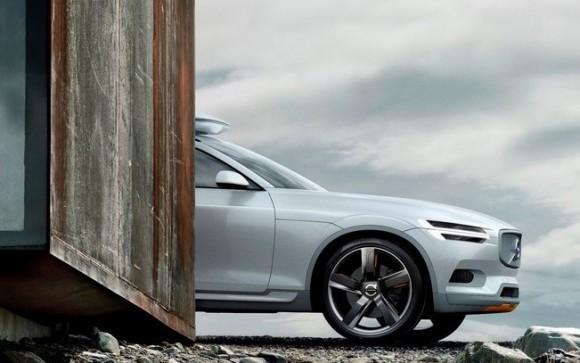 Vídeo: teaser del nuevo Volvo XC Coupé Concept 1