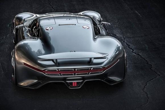 Veremos el AMG Vision Gran Turismo en la calle, pero no de forma oficial 1