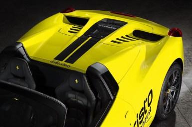 Capristo se atreve con el Ferrari 458 Spider