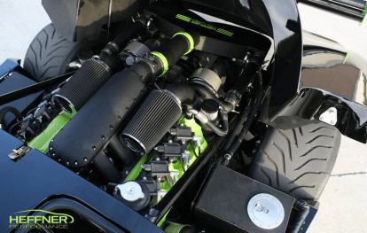 Heffner Performance nos presenta su Ultima GTR de 1.000 caballos