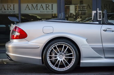 Mercedes CLK DTM AMG Convertible a la venta