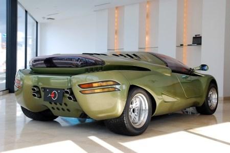 A la venta un Lamborghini Sogna por 2.4 millones de euros