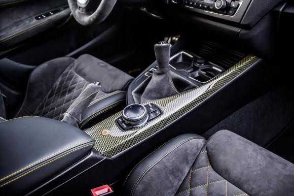 Manhart Racing MH1 400 - Basado en el BMW M135i 3