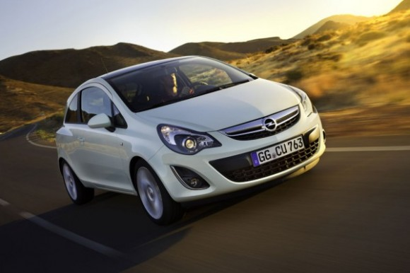 Opel corsa australia