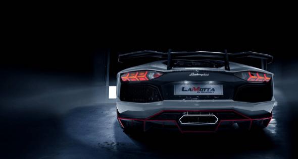 RevoZport nos presenta el Lamborghini Aventador LaMotta