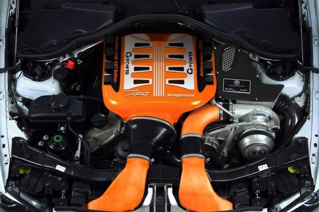 G-Power nos muestra el nuevo BMW M3 Hurricane 337 Edition 2