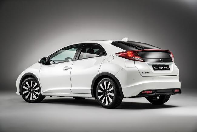 Honda Civic 2014: Precios y equipamiento 2