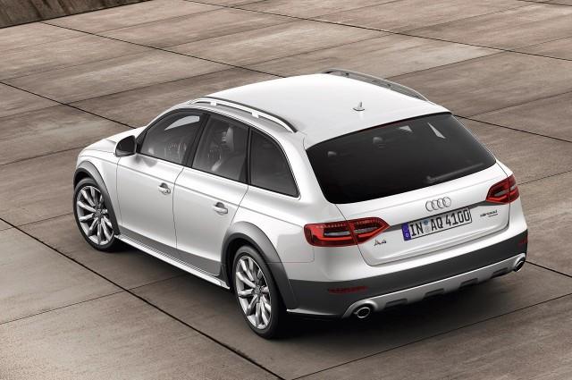 """Llega a España el Audi A4 Allroad """"Advanced Edition"""" 3"""