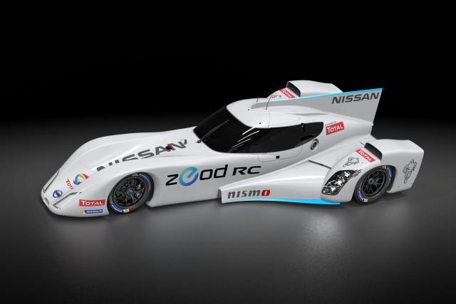 Nissan presenta un motor turbo de 1,5 litros y tres cilindros con 400 CV 2