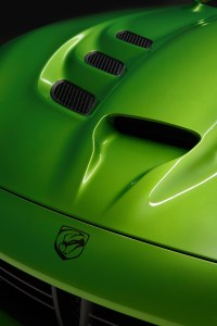 Street and Racing Technology (SRT) brand introduces new Stryker Green exterior color for 2014 SRT Viper