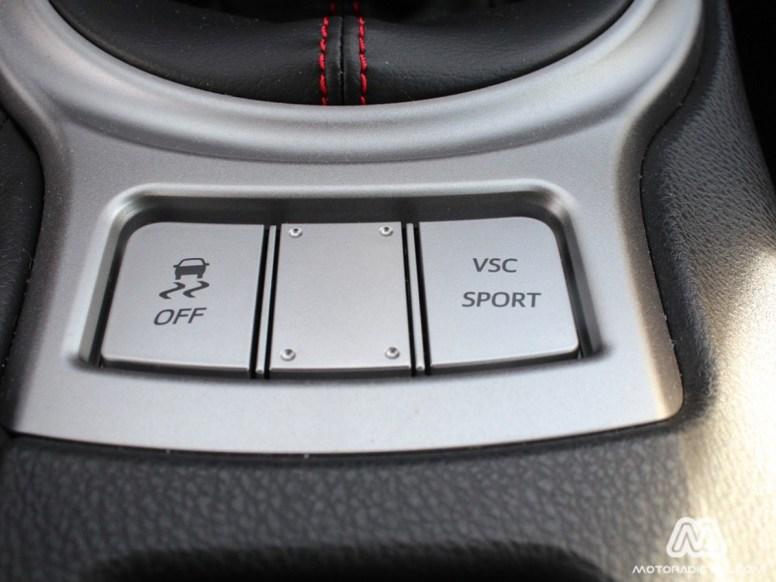 Prueba: Subaru BRZ (equipamiento, comportamiento, conclusión)