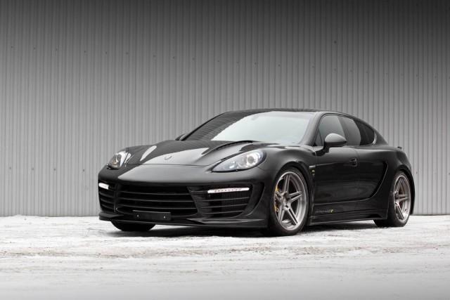 TopCar nos muestra su Porsche Panamera Singray GTR 1