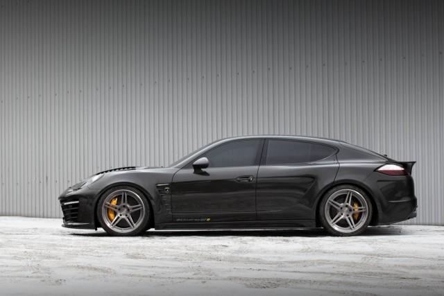 TopCar nos muestra su Porsche Panamera Singray GTR 3