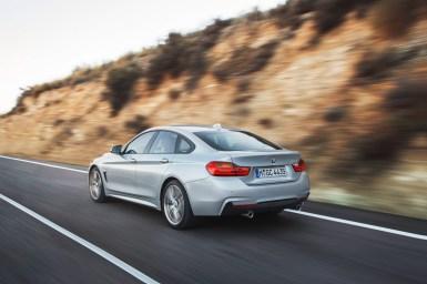 BMW Serie 4 Gran Coupe, megagalería de imágenes