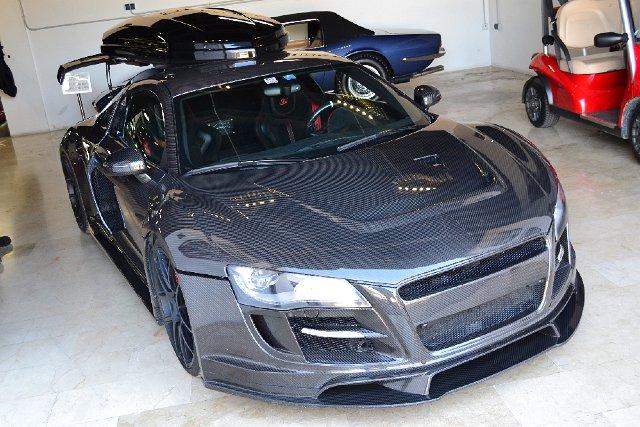 A la venta el impresionante Audi R8 de Jon Olsson 1